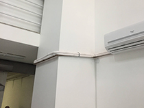 Elevador monta prato com estrutura sem fechamento - 10