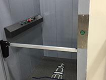 Plataforma PHD caixa corrida em alvenaria - 12