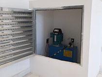 Plataforma PHD caixa corrida em alvenaria - 6